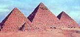 how were the pyramids built in egypt